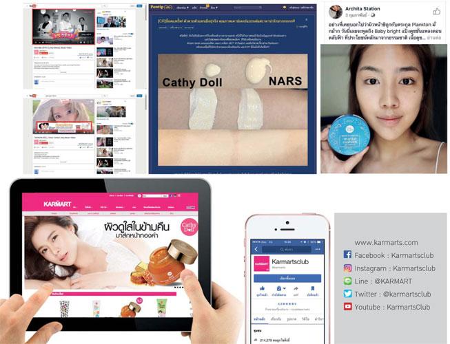 Advertising & PR Plan | Karmarts Public Company Limited